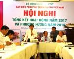 Hội nghị thường niên của Ban điều phối phát triển ca cao Việt Nam